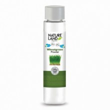 Natureland Organics Wheat Grass Powder - 100 GMS