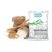 Natureland Organics Whole Wheat Flour - 5 KG