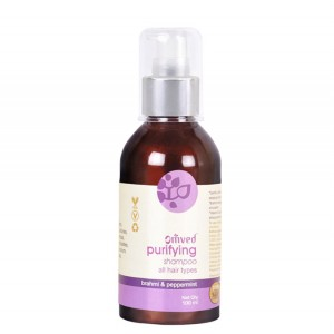 Omved Lifestyle Purifying Shampoo for all Hair Types - 100 ML