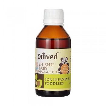 Omved Shishu Baby Massage Oil - 100 ML