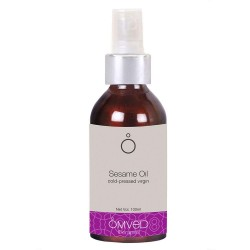 Omved Sesame Oil (Cold-Pressed Virgin) - 100 ML