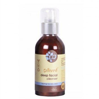 Omved Deep Facial Cleanser - 100 ML