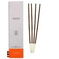 Omved Sandalwood Incense Sticks (Organic & Natural) - 30 Sticks