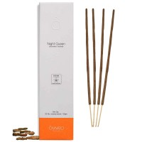 Omved Night Queen Incense Sticks (Organic & Natural) - 30 Sticks