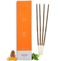Omved Focus Incense Sticks (Organic & Natural) - 30 Sticks