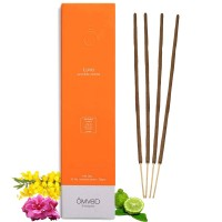 Omved Love Incense Sticks (Organic & Natural) - 30 Sticks