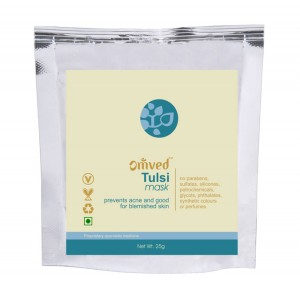 Omved Lifestyle Tulsi Skin Mask - 25 GMS