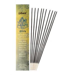 Omved Lifestyle Shiva Deity Incense Sticks - 10 Sticks