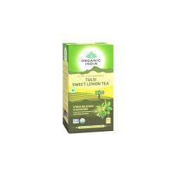 Organic India Tulsi Sweet Lemon Tea - 25 Tea Bags