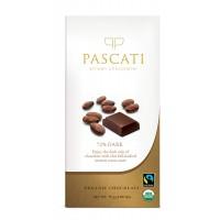 Pascati Indulgence Bar, 72% Dark, 75g