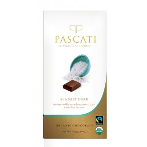 Pascati Indulgence Bar, Sea Salt, 75g