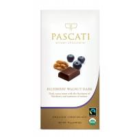 Pascati Indulgence Bar, Blueberry & Walnut, 75g
