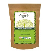 Radico Organic Herbal Henna Powder - 100 GMS