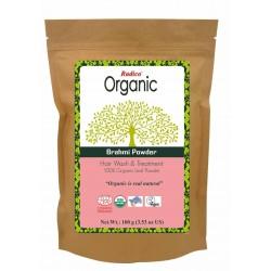 Radico Organic Brahmi Powder - 100 GMS