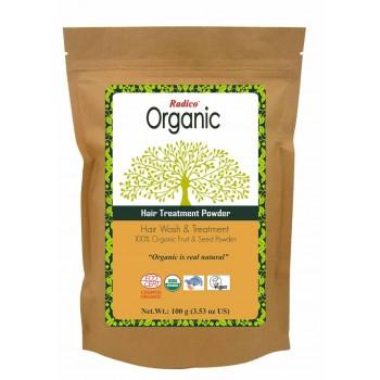 Radico Organic Hair Treatment Powder - 100 GMS