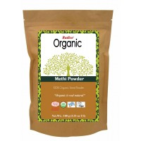 Radico Organic Methi Powder - 100 GMS