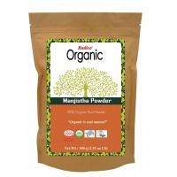 Radico Organic Manjistha Powder - 100 GMS