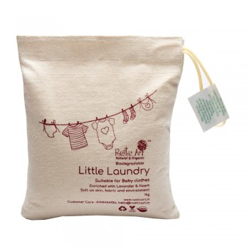 Rustic Art Natural Little Laundry Powder - 1 KG