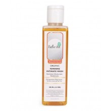 Rustic Art Organic Beautiful Secrets: Feminine Intimate Wash - 100 ML