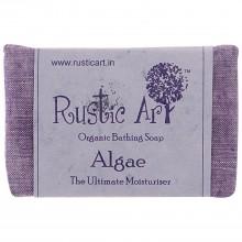Rustic Art Organic Algae Soap - 100 GMS