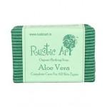 Organic  Aloe Vera Soap - 100 GMS