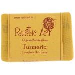 Organic Turmeric Soap - 100 GMS