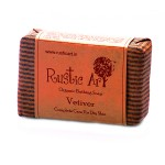 Organic  Vetiver Soap - 100 GMS