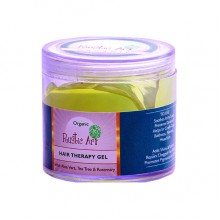 Rustic Art Organic Hair Therapy Gel - 100 GMS
