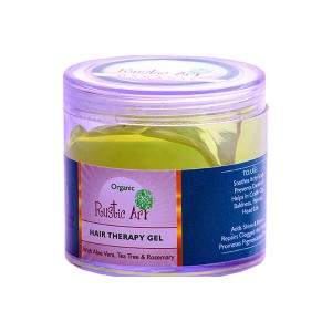 Rustic Art Organic Hair Therapy Gel - 100 GMS