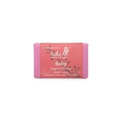 Rustic Art Organic Baby Soap - 100 GMS