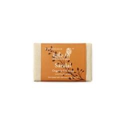 Rustic Art Organic Sandal Soap - 100 GMS