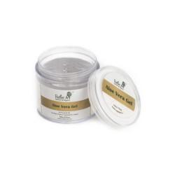 Rustic Art Organic Aloe Vera Gel with Lemon Extract - 100 GMS