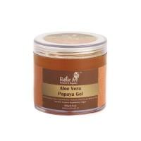 Rustic Art Organic Aloe Vera & Papaya Gel - 100 GMS
