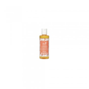 Rustic Art Organic Calendula Baby Massage Oil - 200 ML