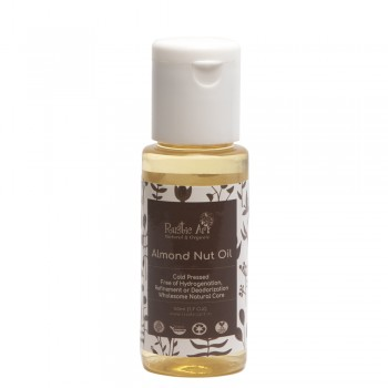Rustic Art Organic Almond Nut Oil - 50 ML