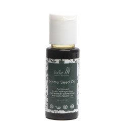 Rustic Art Organic Hemp Seed Oil - 50 ML