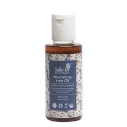 Rustic Art Organic Nourishing Hair Oil - 100 ML