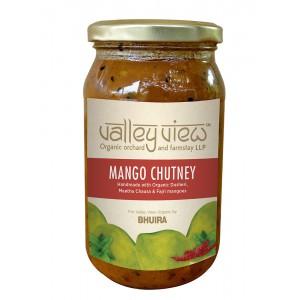 Valley View Organic Mango Chutney - 470 GMS