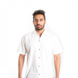 Zeme Organics Short Sleeves Shirt - For Men