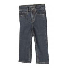Zeme Organics Denim Jeans  Relaxed Fit Straight Leg (Rinse Wash) - For Kids