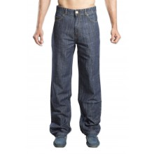 Zeme Organics Denim Jeans Relaxed Fit (Rinse Classic) - For Men