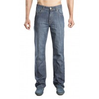 Zeme Organics Denim Jeans Relaxed Fit (Sand Blast) - For Men