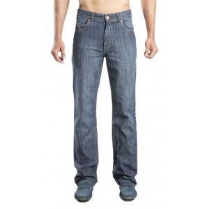 Zeme Organics Denim Jeans Relaxed Fit (Sand Blast) - For Men