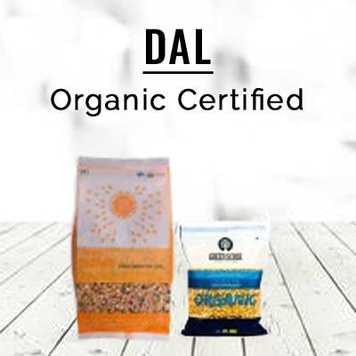 Organic Dals